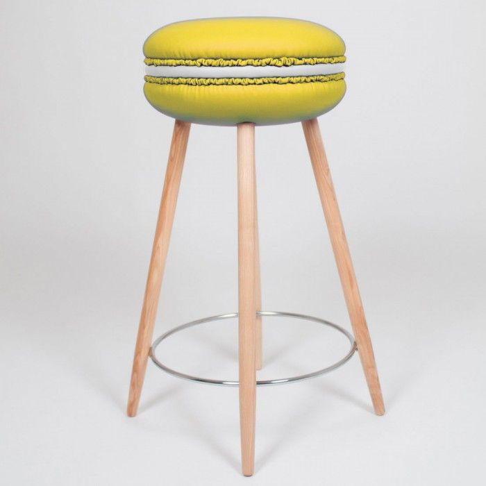 Sgabello Makastool Cedro by Lì Ving Design studio