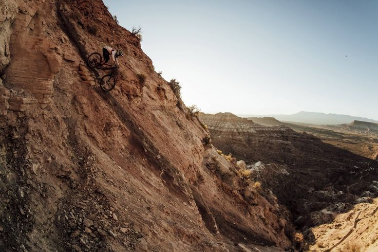 Whats it really like to ride Red Bull Rampage - Mountain Bikes For Sale