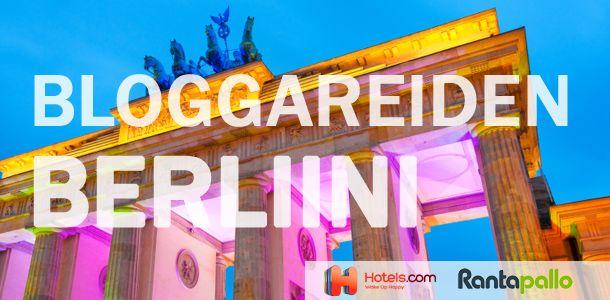 Bloggaajien Berliini-vinkit - http://www.rantapallo.fi/kaupunkilomat/bloggareiden-parhaat-vinkit-berliiniin/ #berliini #saksa #matkablogi