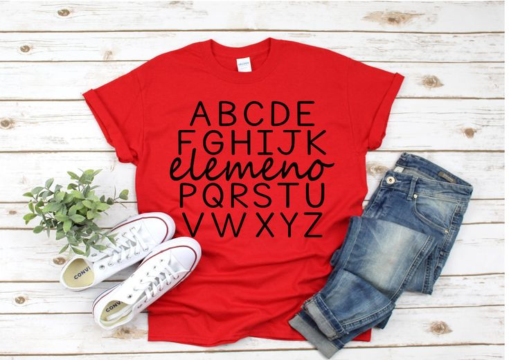 Download Excited to share this item from my #etsy shop: Alphabet ...