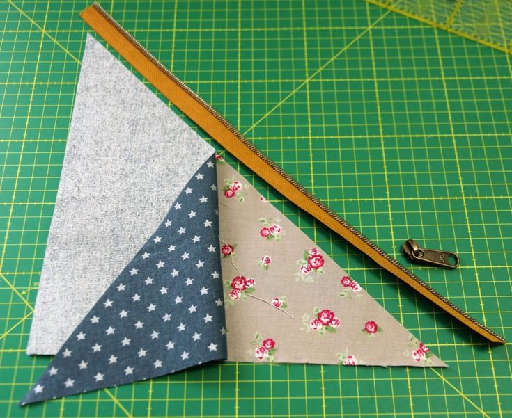 Fast & easy sweet: Sew small bag