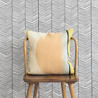 Ferm Living Herringbone Wallpaper | 2Modern Furniture & Lighting