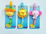 Sonajero Aro Woody Toys Conejos - Gatitos - Patito Y Sapito - $ 75,00