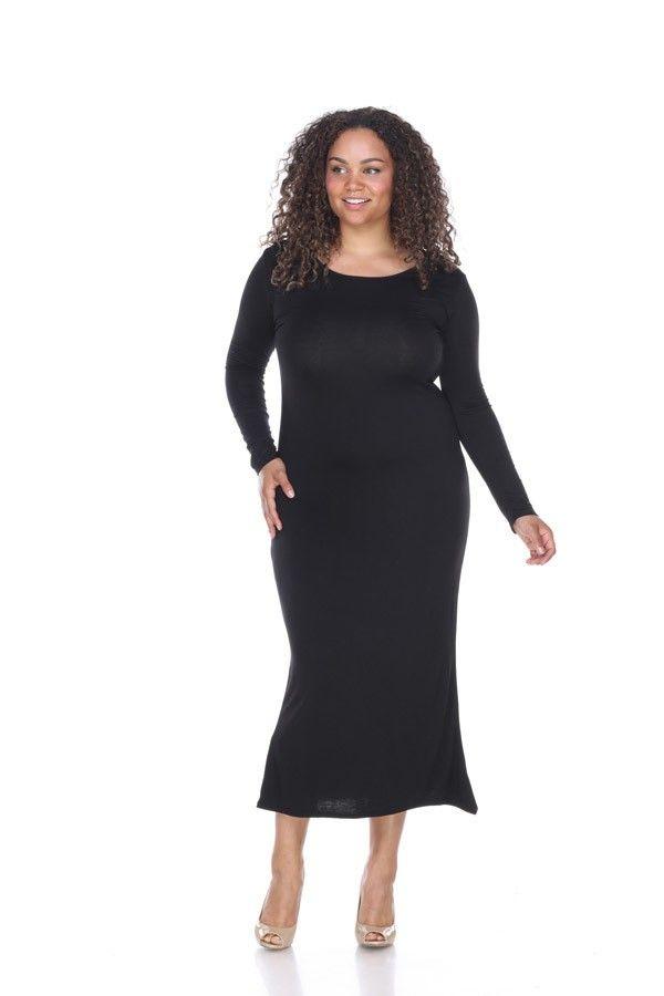 White Mark > Dresses > #PS891L-NAVY − LAShowroom.com