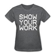Lol.  Funny teacher shirt.