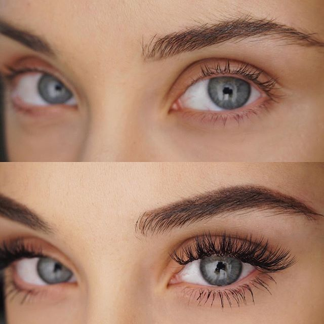 sosososososososoo obsessed with my new babies from @funknfrost (they're lash extensions)