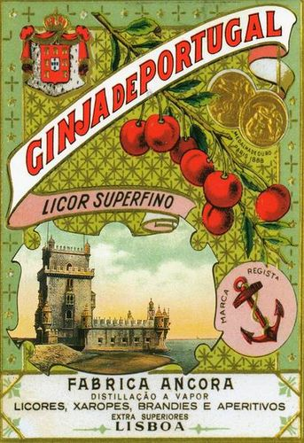 Ginja de Portugal by selphie10, via Flickr