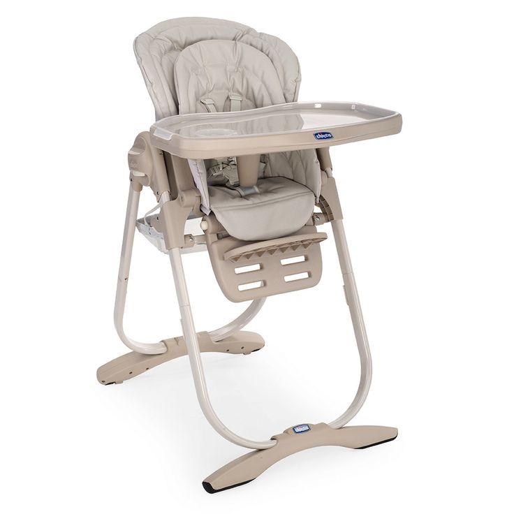La Trona Polly Magic es la trona para recién nacidos que acompaña con total comodidad a tu niño desde el nacimiento hasta los 3 años.