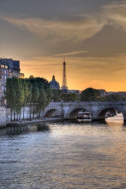 Pont Neuf - Paris, France -