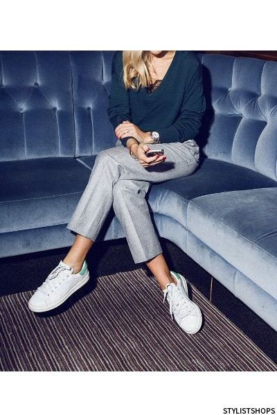 20 Ways To Wear Stan Smiths