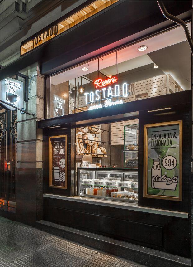 Tostado Café Club - Take Away