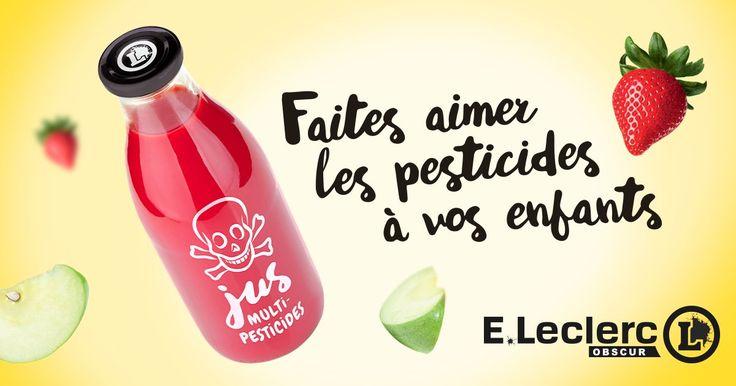 """Greenpeace France sur Twitter : """"#LeclercObscur Avec https://t.co/ZPRvwJNUDa, faites aimer les pesticides à vos enfants ! >> https://t.co/4OAHhUxzzB https://t.co/0EqrqWU6Bj"""""""