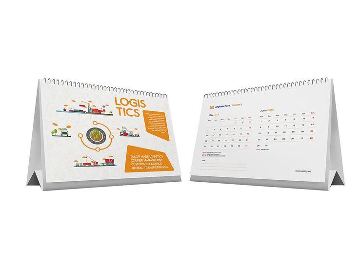 jasa desain kalender meja perusahaan AP logistic_3 by Sooca Design Firm www.soocadesign.com