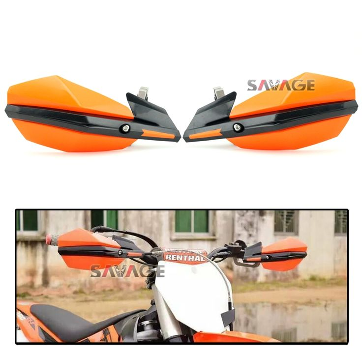 (31.31$)  Know more  - For KTM Supermoto Motorcross 350 450 500 XC-W EXC SX-F Motorbike Off-road Bike Handguard Handlebar Hand Guard