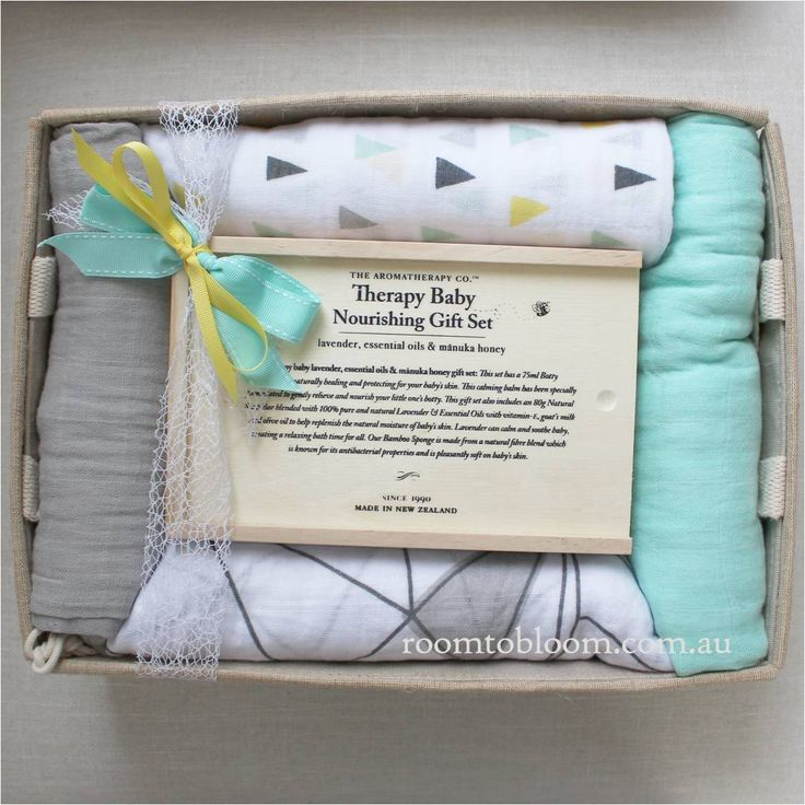 Room to Bloom Six Degrees Baby Gift Hamper (SOLD)