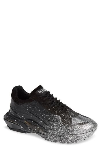 aef1754ec933b VALENTINO BOUNCE PAINT SPLATTER SNEAKER.  valentino  shoes ...
