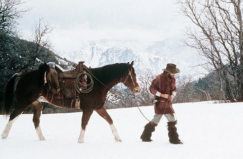 Robert Redford, Jeremiah Johnson, 1972