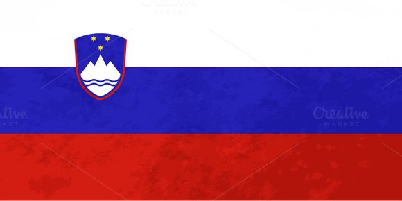 True proportions Slovenia flag  @creativework247