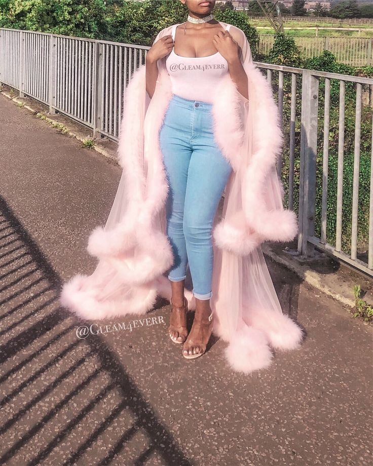 'Marry me' Pink Handmade Sheer Extra Fluffy Bridal Feather