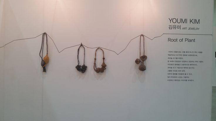 Craft Trend Fair 2014 in korea booth C05,youmi Kim