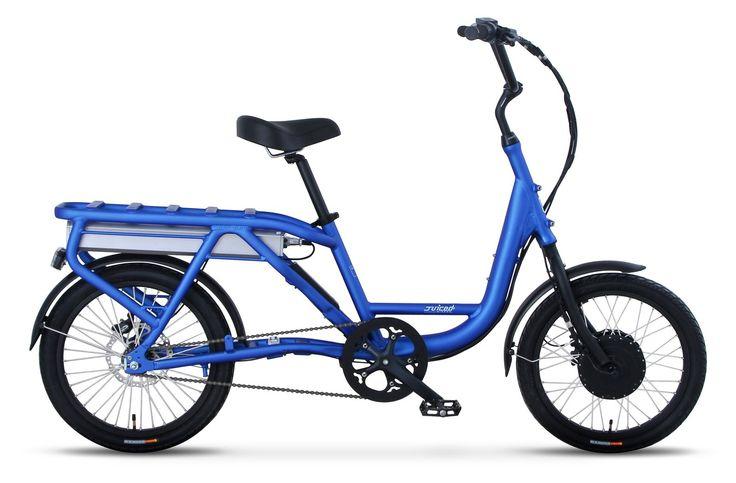 Juiced Rider Electric Utility Bike