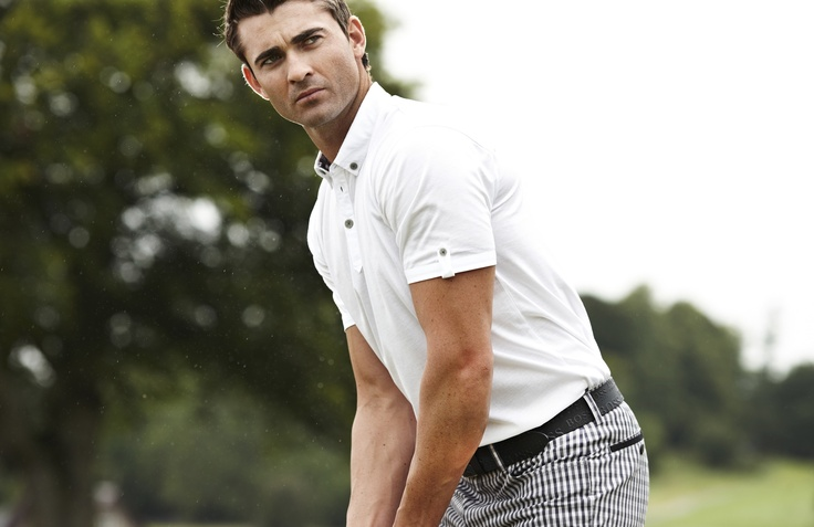 TrendyGolf Autumn/Winter 12 Lookbook  #golf #fashion #trendygolf #lookbook