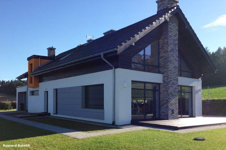 Piękna realizacja projektu ARCHON+ Dom w laurach. Zobacz więcej zdjęć.