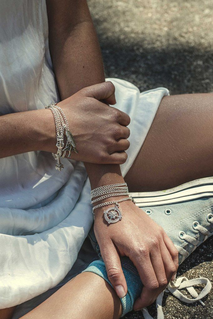 The Universal Love Chain Wrap. Our number one unique accessory base. Add your favourite charms from our charm collection. Fits all sizes! For the adventure girl. Shop now!