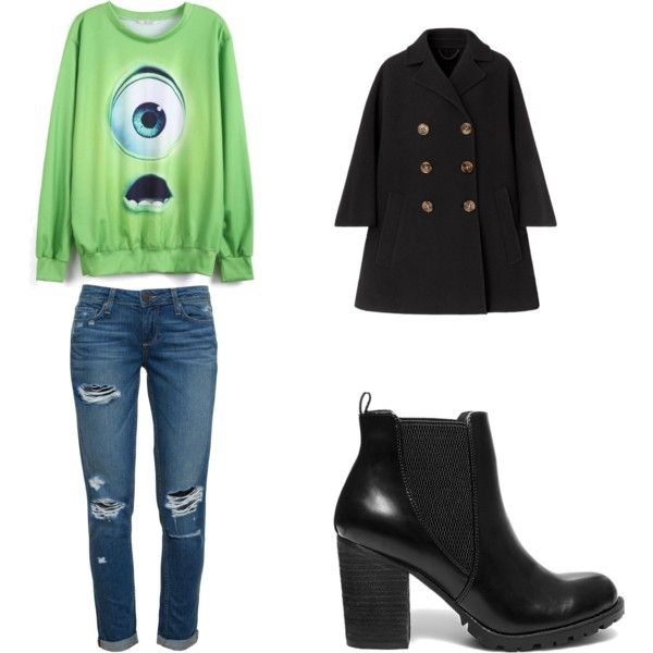 Sin título #29 by belendemi on Polyvore featuring moda, Burberry, Paige Denim and Steve Madden