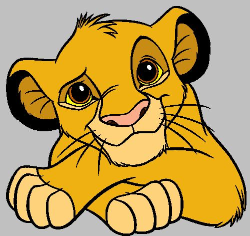 Lion King Drawings, Lion King