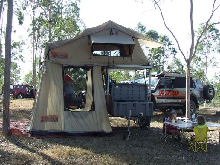 14 Best Roof Top Tents Images On Pinterest Campers Roof