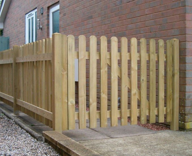 Install Small Garden Fences