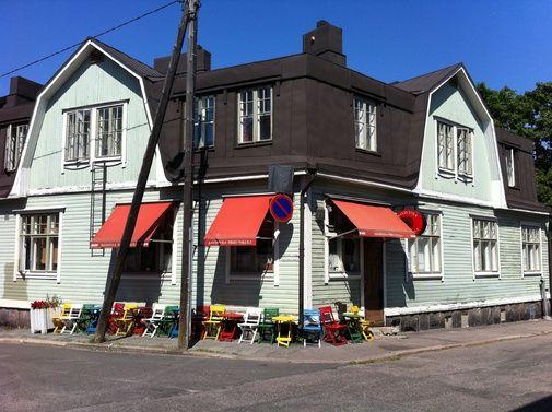 Restaurant Pikku-Vallila