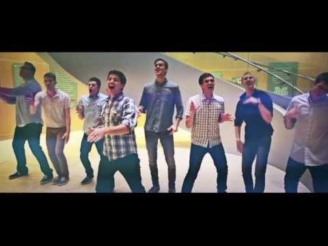 ▶ Brave by Sara Bareilles - BYU Vocal Point (a cappella tribute) - YouTube