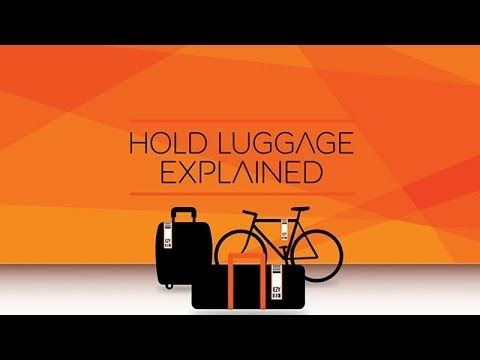 easyJet Hold Luggage Allowances Explained