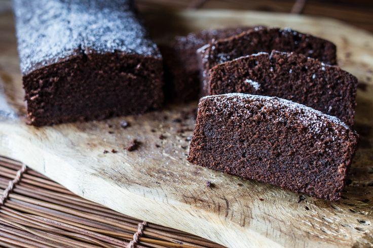 Σοκολατένιο Pound Cake