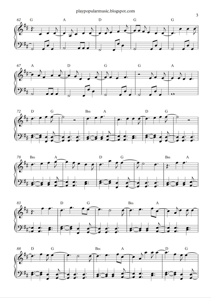 18 best Ed images on Pinterest | Free piano sheet music, Free ...
