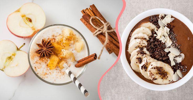 Nu skiftar våra smoothies färg och smak – från fruktigt och fräscht till höstigt mättat och mjukt. Här är fem härliga recept.