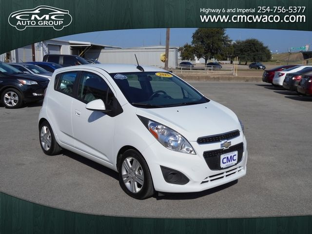 Call Now 254-756-5377 2015 Chevrolet Spark LT Mileage42,342 Price$9,999 Cmcwaco.com  #BuyfromtheBear