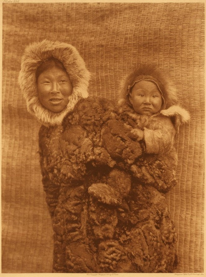 From one of my favorite photographers -- Edward Curtis