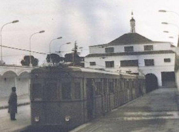 Estación antigua de Batan .MADRID