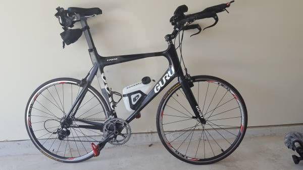 2011 Guru Crono Tri Bike - The Woodlands Texas Bikes & Cycling For Sale - Adult Bikes Classifieds on Woodlands Online