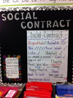 Leaders are Blooming!!!!: Social Contract and Travel Binder