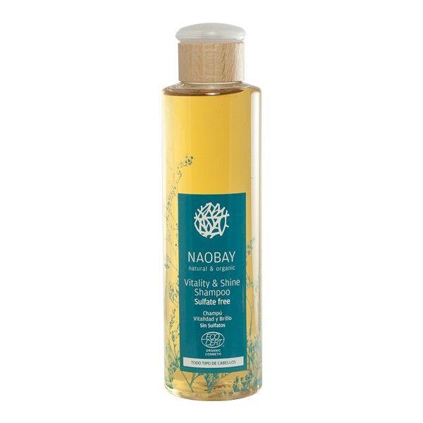 Comprar Champu Vitality Shine Naobay Albanatur Cosmetica Natural