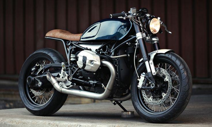 BMW R Nine T – Clutch Motorcycles