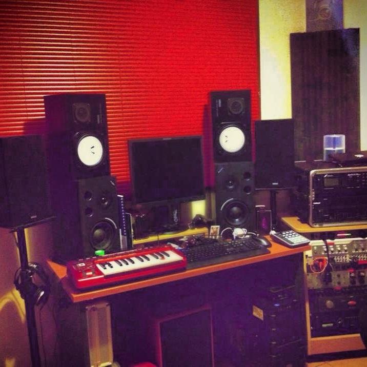 Recording Setup #2013
