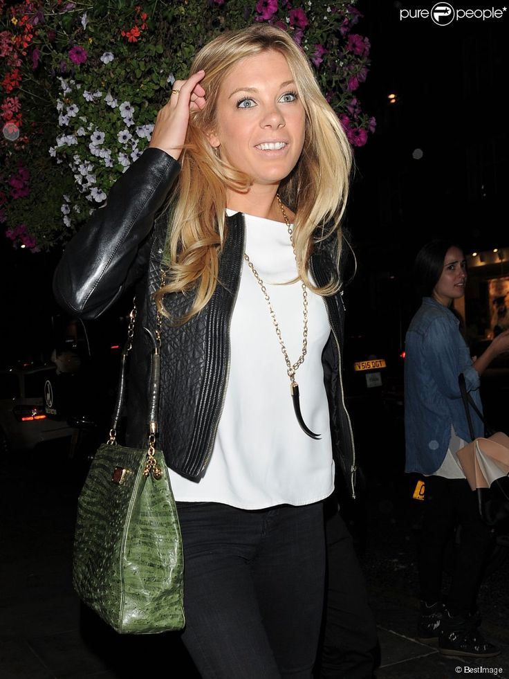 Chelsy Davy à l'inauguration de la boutique Baar and Bass sur Kings Road, à Londres, le 9 septembre 2014.