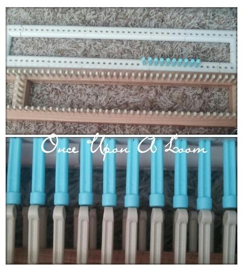 once upon a loom martha stewart configuration to match akb all in one strickrahmenstrickrahmen musterlssige - Strickrahmen Muster