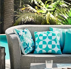 Don't let winter get you down, brighter up the home with some fabulous cushions