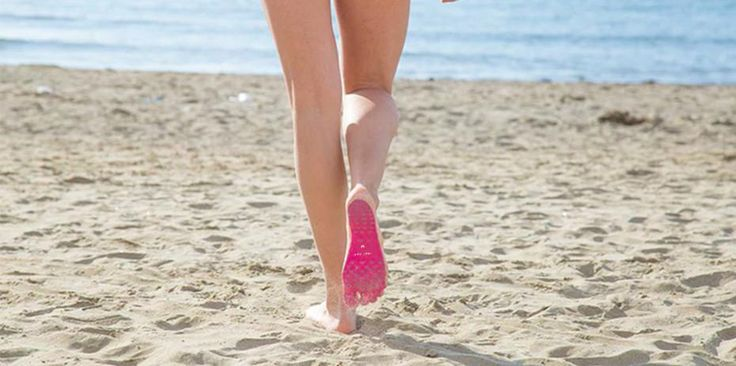 THESE STICK-ON SOLES ARE ALL YOUR FEET NEED Exclusive  THESE STICK-ON SOLES ARE ALL YOUR FEET NEED !!!! Be free to walk everywhere. Usefull for #SwimmingPool ♀️ #Beach♀️ #Spa, #Park and #Street⛳️ . Buy it here : https://www.gadgetivy.com/products/sticky-foot-pads